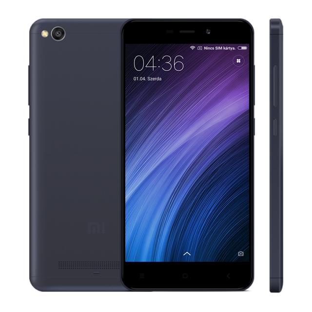 Redmi 4A PRO okostelefon - 2+32GB, szürke - B20