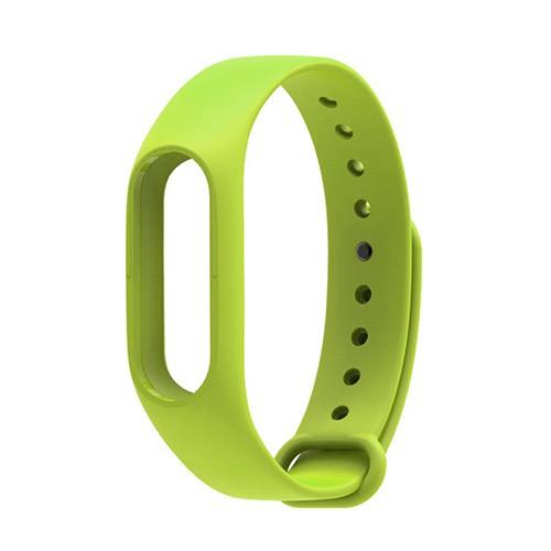 Mi Band 2 szilikonpánt - zöld