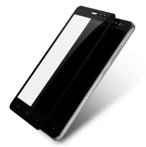 Mi5 kijelzővédő üveg - fekete