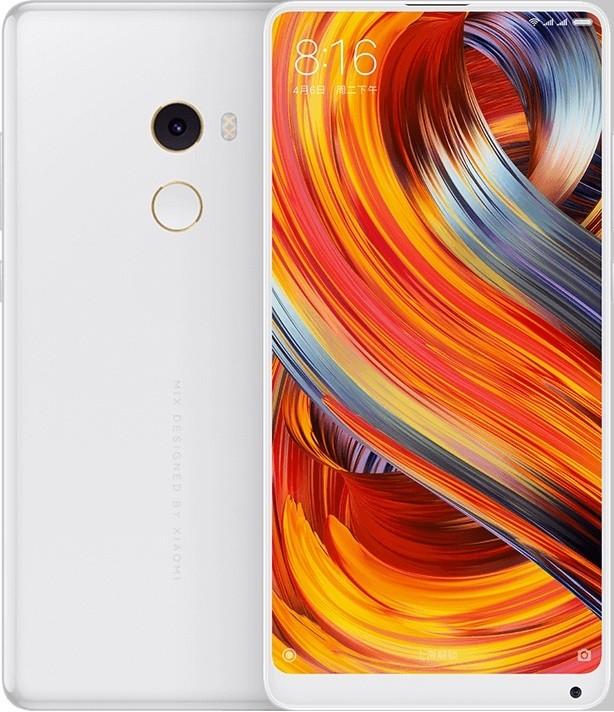 Mi MIX 2 okostelefon - special edition- 8+128GB, fehér
