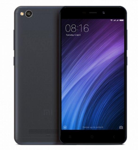 Redmi 4A okostelefon - 2+16GB, szürke - B20
