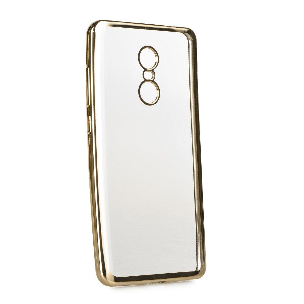 Redmi Note 4/ Note 4x  ELECTRO Jelly tok - arany