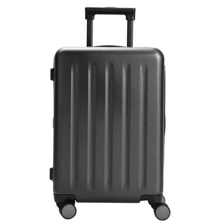 Mi Trolley 90 Points Suitcase 20″  gurulós bőrönd - fekete