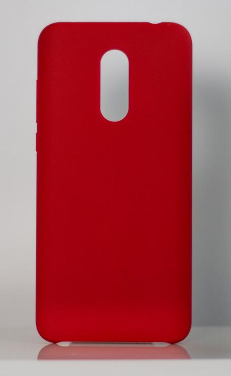 Redmi 5 Plus Hard Case műanyag tok, piros