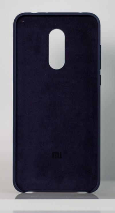 Redmi 5 Plus Hard Case műanyag tok, kék