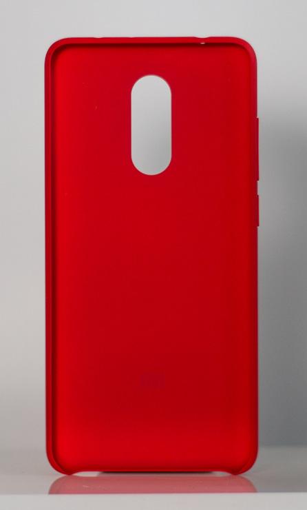 Redmi 5 Hard Case műanyag tok, piros