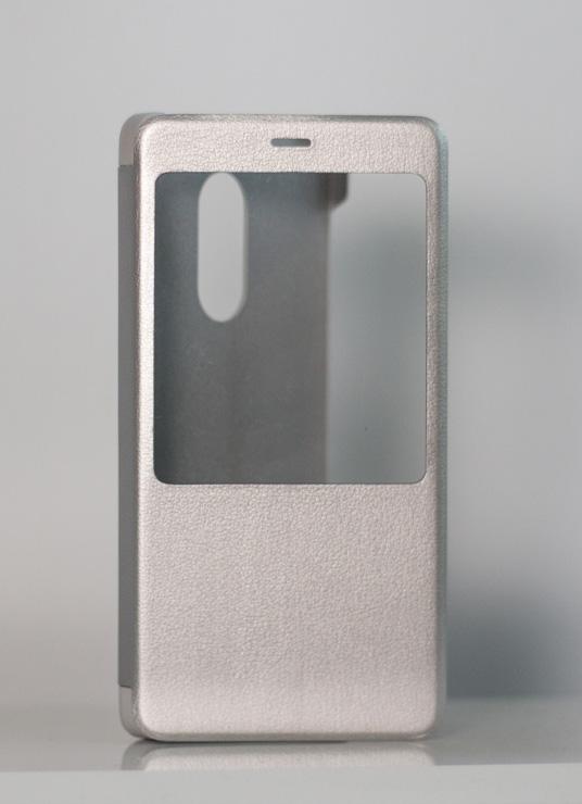 Redmi Note 4 flip tok, ezüst