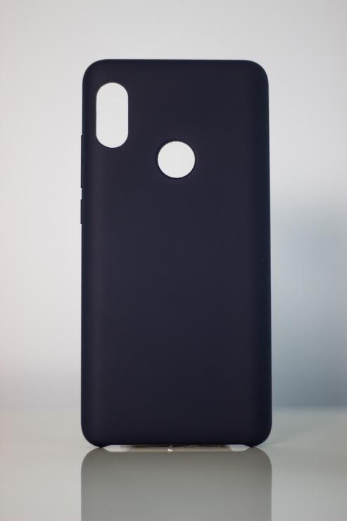 Redmi Note 5 Gyári műanyag tok, kék