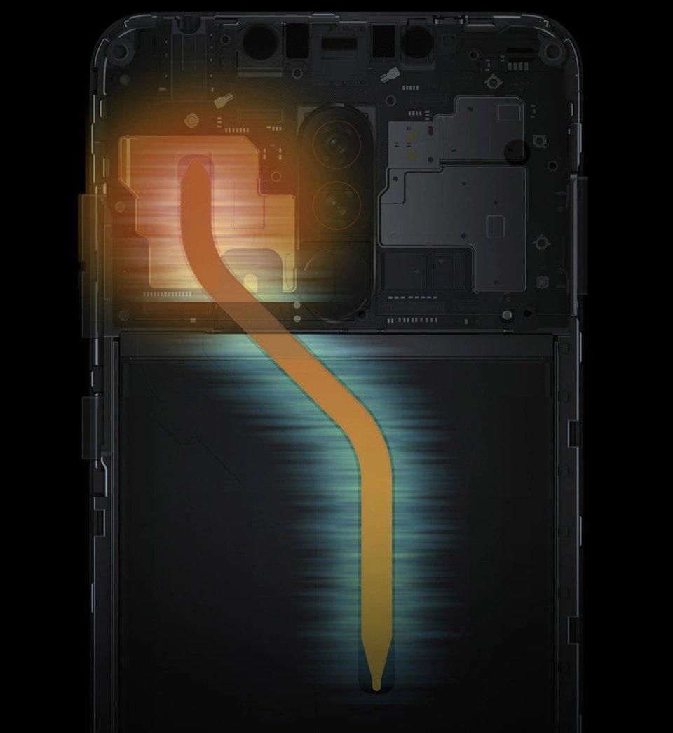 Smartphone Pocophone F1 - 6+128GB - Neagră