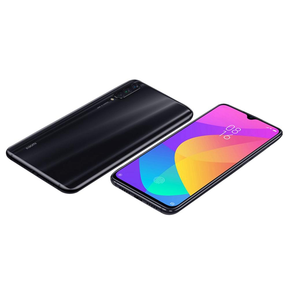 Mi 9 Lite okostelefon 6+64GB, sötétszürke