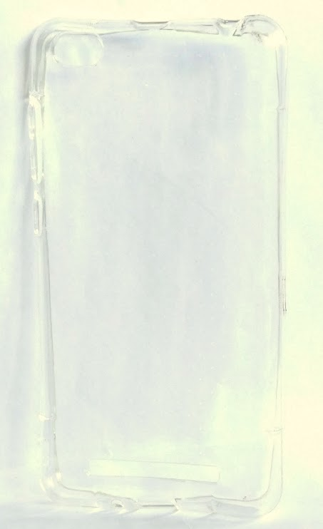 Redmi 3 szilikon tok - átlátszó