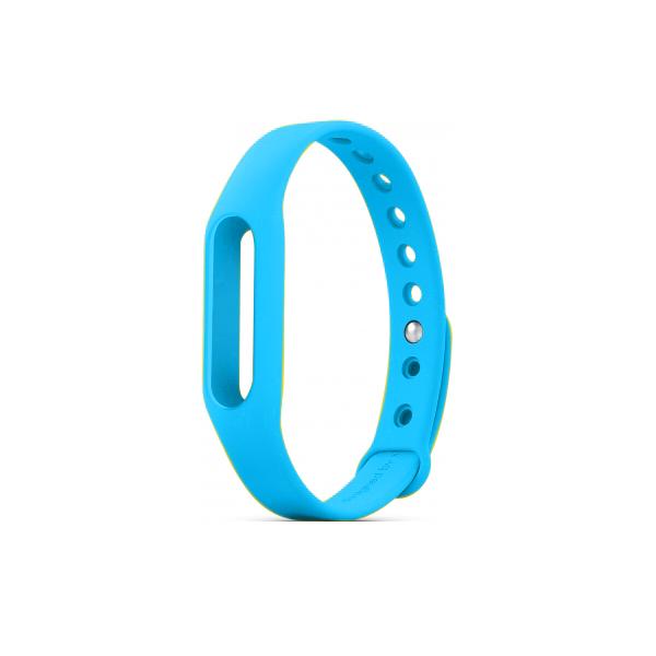 Mi Band szilikonpánt kék