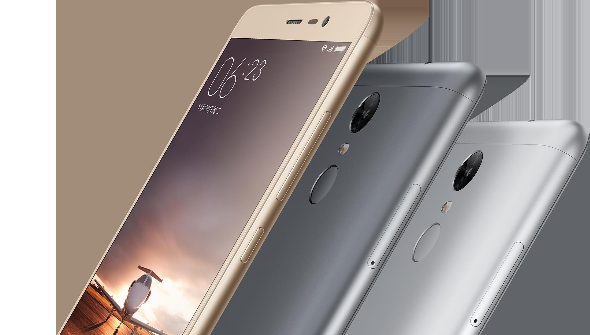 Redmi 3 Pro okostelefon - 3+32GB, szürke
