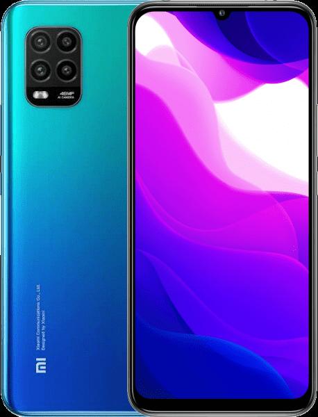 Xiaomi Mi 10 Lite 5G 6GB+128GB - Kék