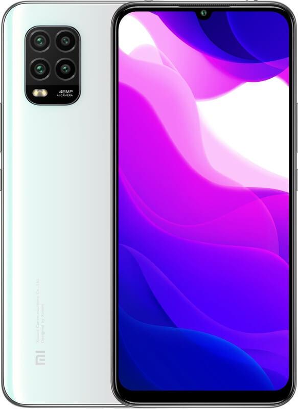 Xiaomi Mi 10 Lite 5G 6GB+128GB - Fehér