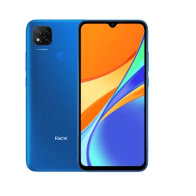 Xiaomi Redmi 9C 3GB+64GB - Kék