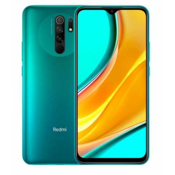 Xiaomi Redmi 9 3GB+ 32 GB zöld