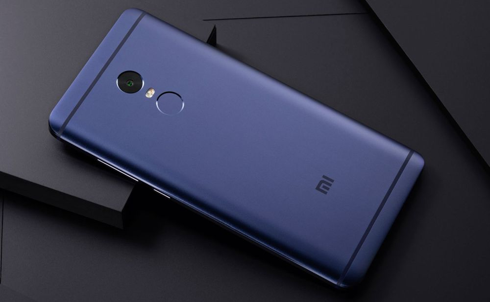 Redmi Note 4 MTK okostelefon - 3+64GB, kék