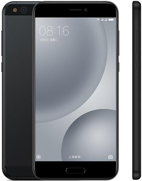 Mi 5C okostelefon - 3+64GB, fekete