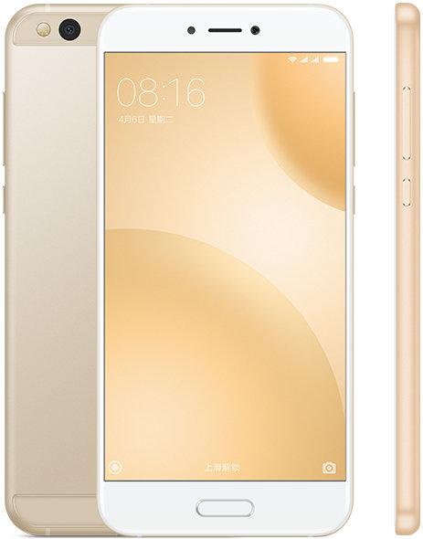 Mi 5C okostelefon - 3+64GB, arany