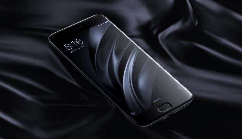 Mi 6 okostelefon - 6+128GB, fekete