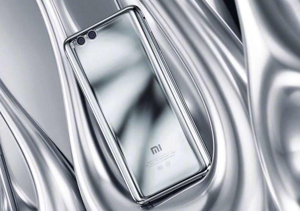Mi 6 okostelefon - 6+64GB, ezüst
