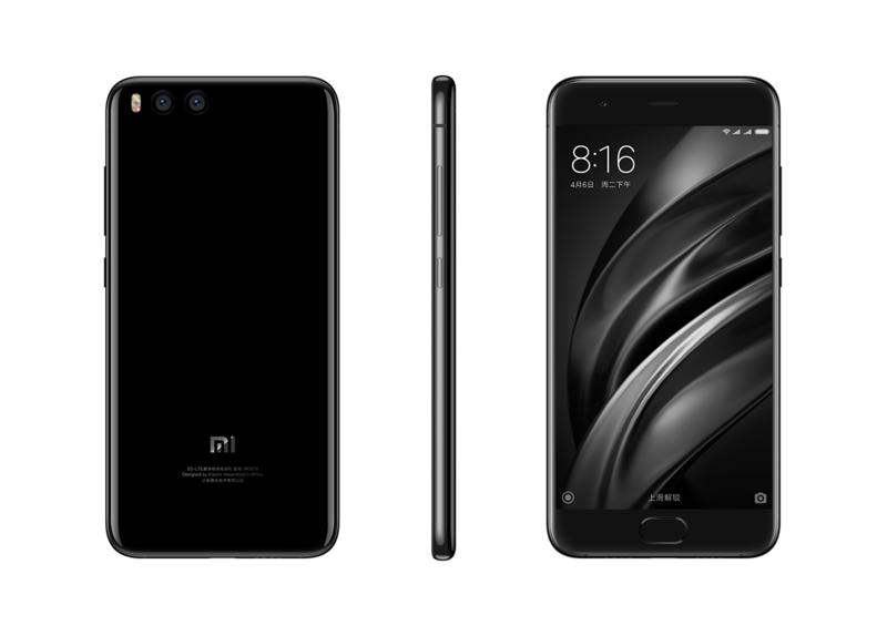 Smartphone Mi 6 - 6+64GB - Neagră