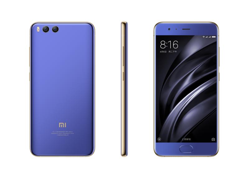 Smartphone Mi 6 - 6+64GB - Albastru