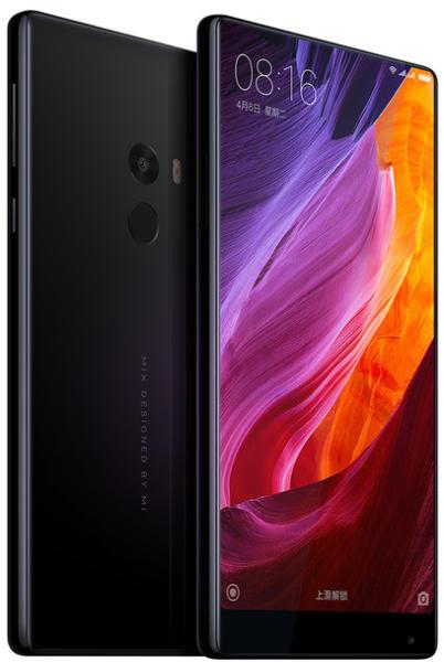Mi MIX okostelefon - 6+256GB, fekete