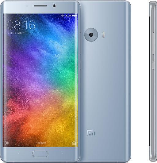 Mi Note 2 okostelefon - 6+128GB, fehér