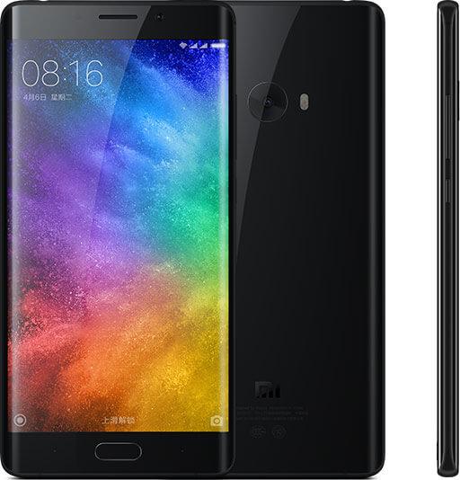 Mi Note 2 okostelefon - 6+128GB, fekete