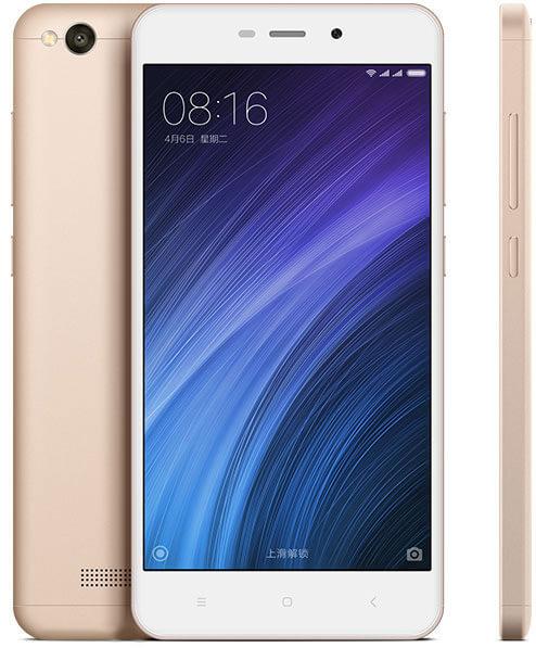 Smartphone Redmi 4A - 2+16GB - Auriu