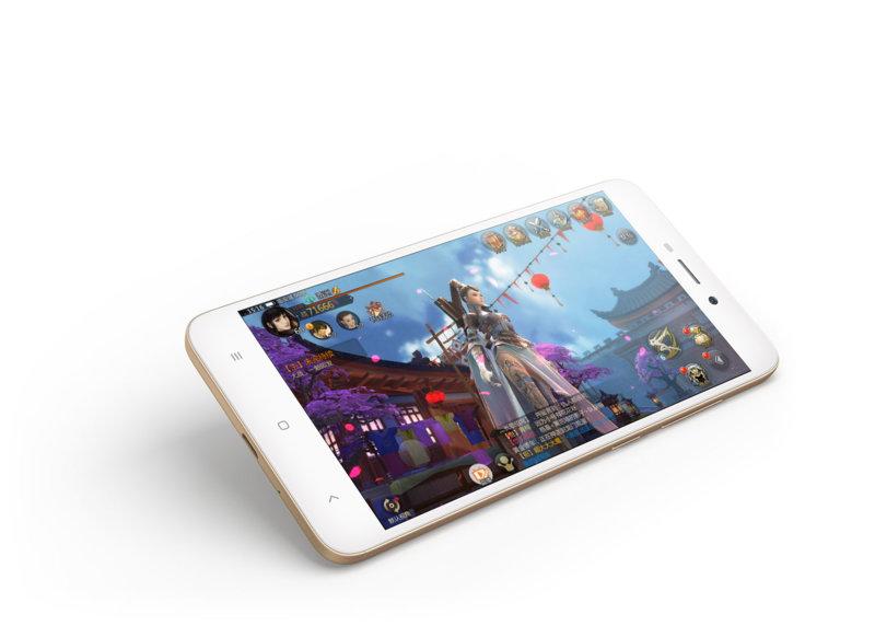 Redmi 4A okostelefon - 2+16GB, arany