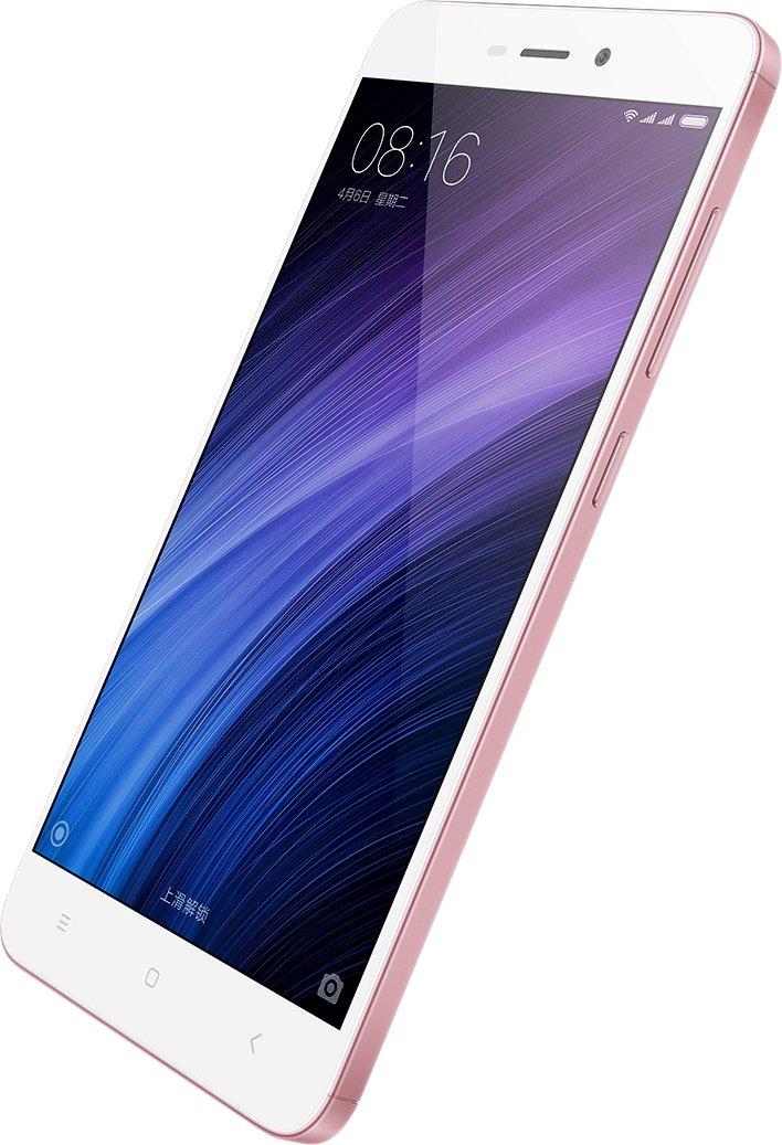 Redmi 4A okostelefon - 2+16GB, rózsaszín