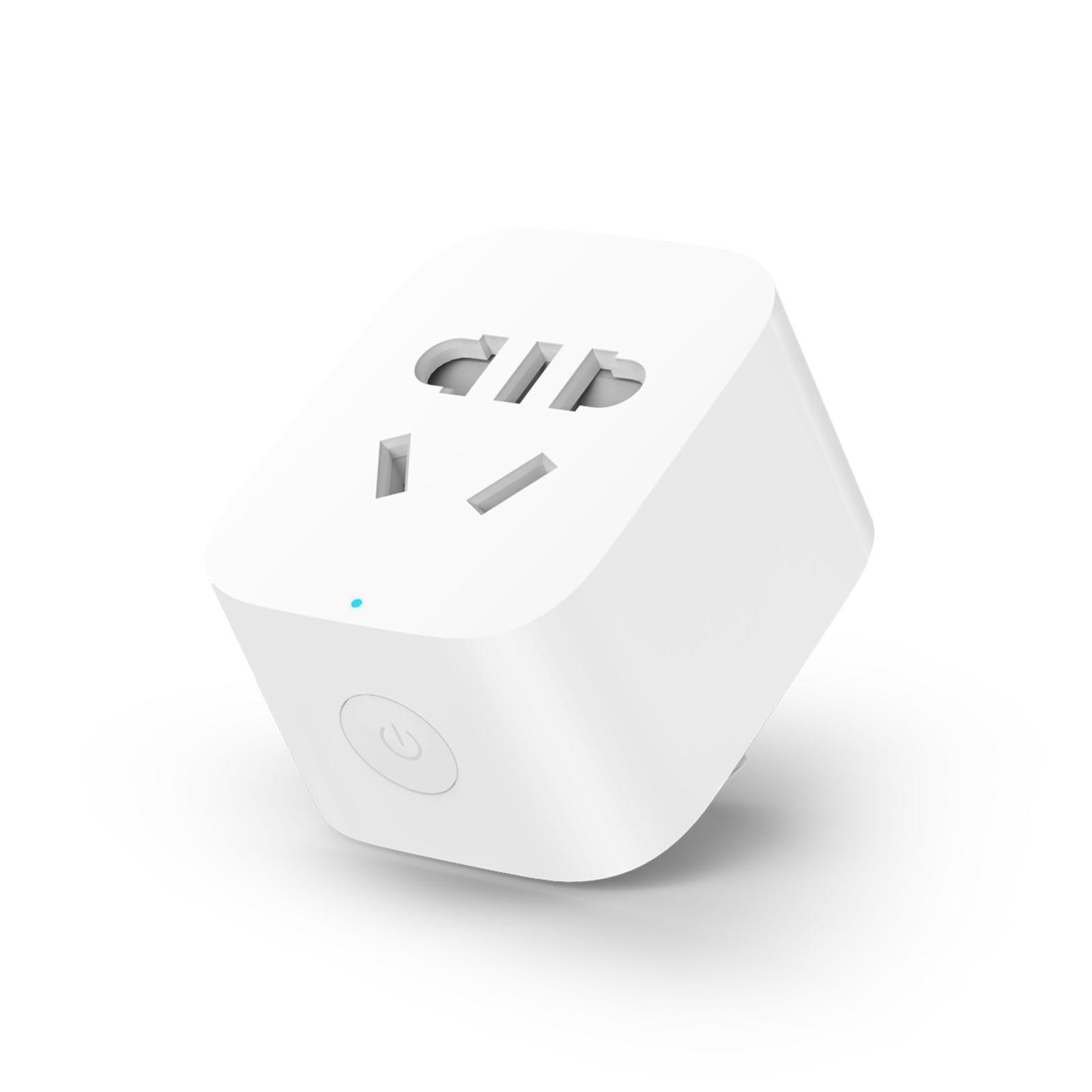 Mi Smart Socket - WiFi változat (CN verzió) - okos konnektor, fehér