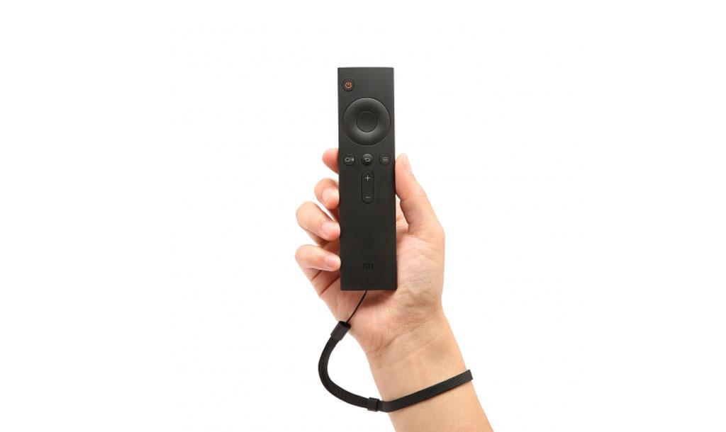 Mi TV Bluetooth szomatoszenzoros és hangvezérléses távirányító