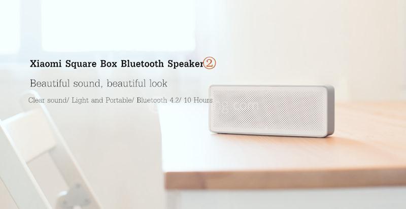 Mi Square Speaker 2 Bluetooth hangszóró