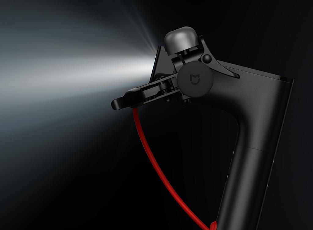 Xiaomi MiJia M365 elektromos roller - fekete