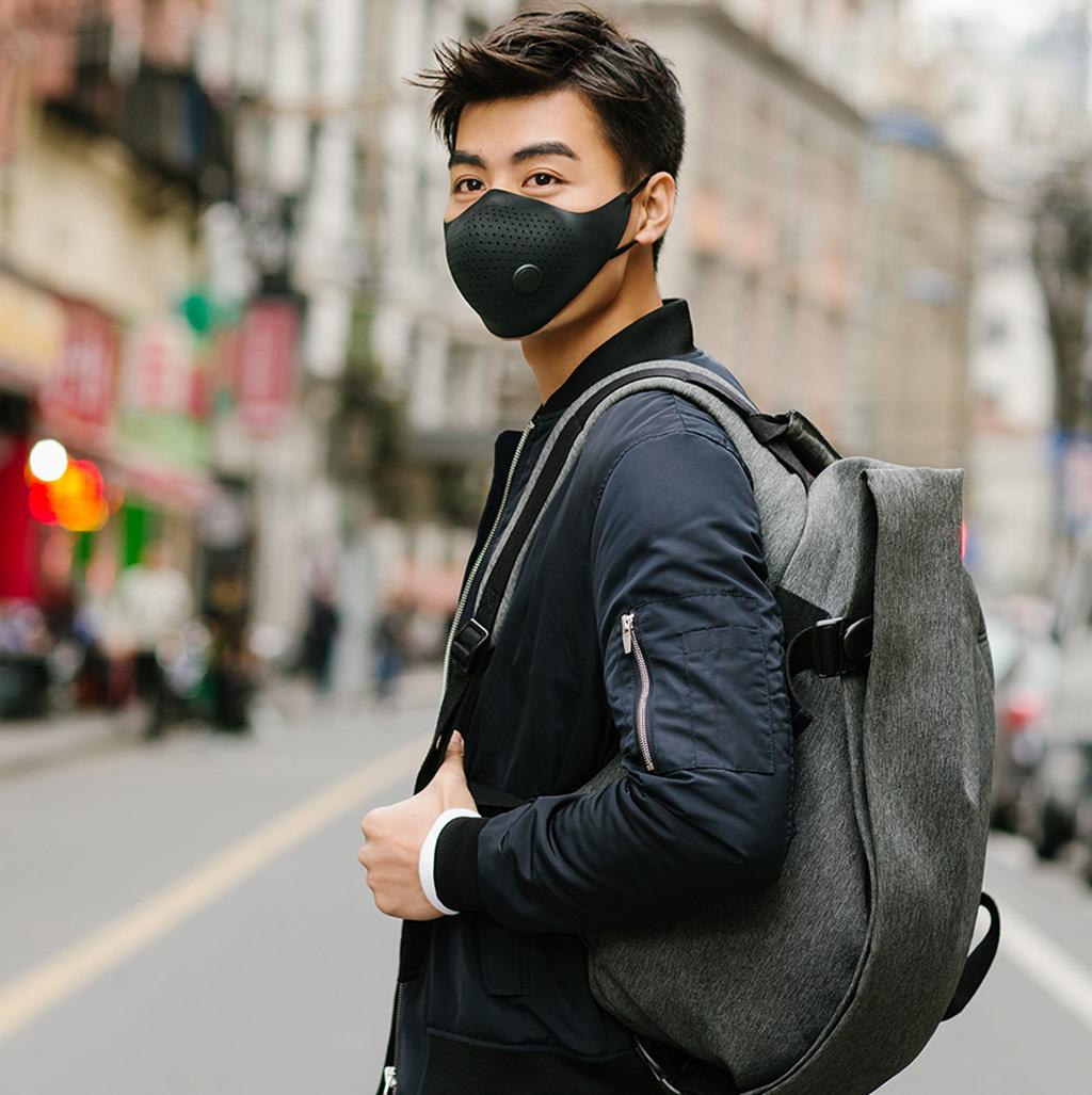 MiJia AirWear légszűrő maszk, fekete
