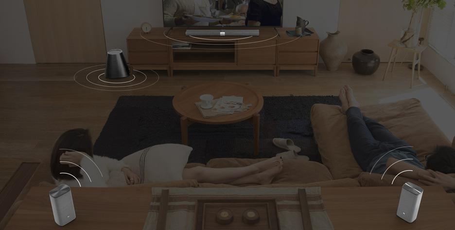 Mi Home Theater System hangrendszer