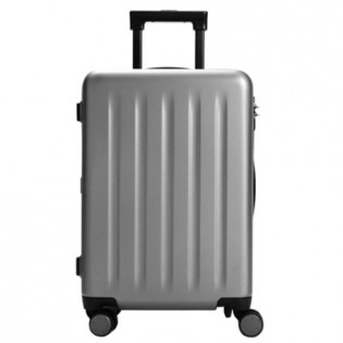 Xiaomi 90 Points gurulós bőrönd 20″ - szürke