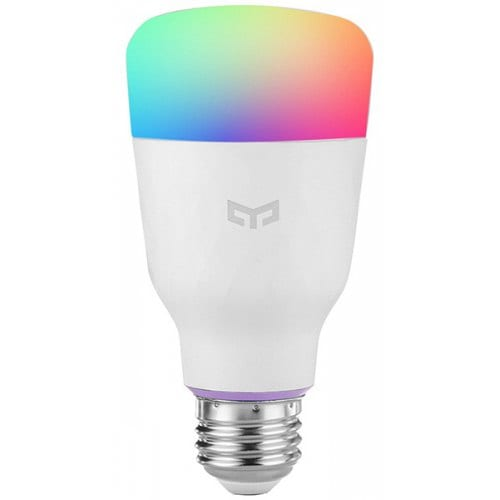 Bec inteligent colorat Yeelight Smart LED Bulb (Color) E27
