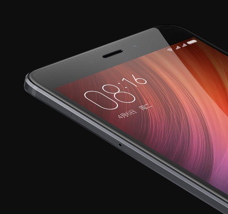 Redmi Note 4 okostelefon - 4+64GB, fekete - B20