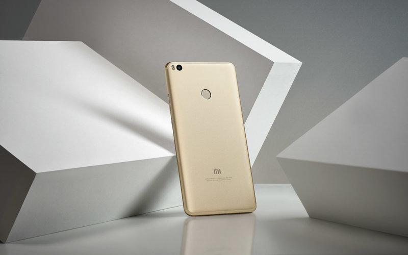 Mi Max 2 okostelefon - 4+64GB, arany