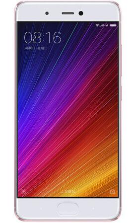 Mi 5S okostelefon - 3+64GB, rozé arany