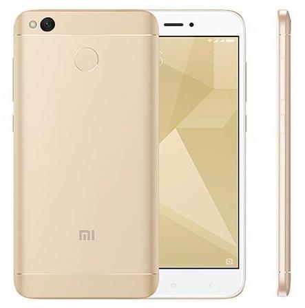 Redmi 4X okostelefon - 2+16GB, arany
