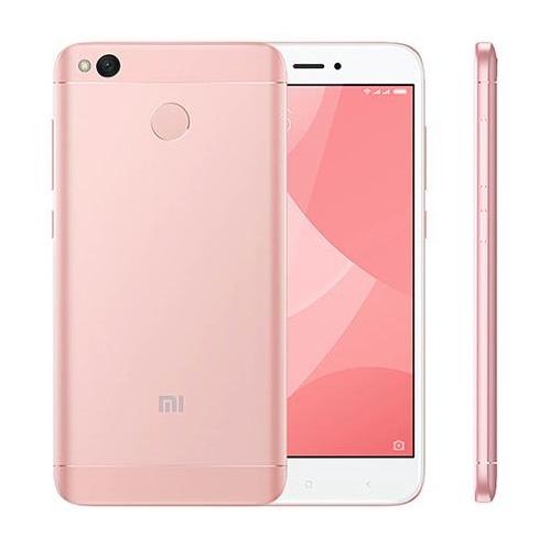 Redmi 4X okostelefon - 2+16GB, rózsaszín