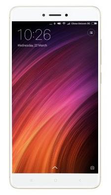 Redmi Note 4X okostelefon - 3+32GB, arany