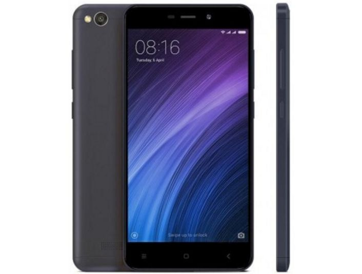 Redmi 4A okostelefon - 2+16GB, szürke
