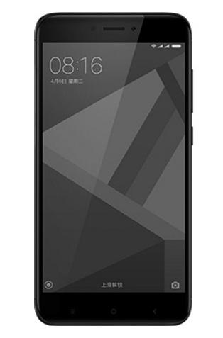 Redmi 4X okostelefon - 2+16GB, fekete
